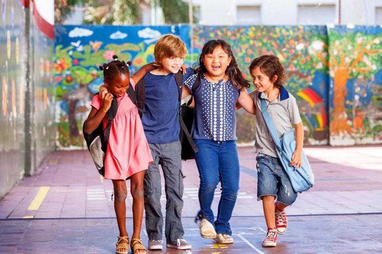 Foster Kids Resiliency
