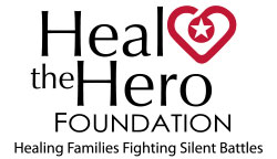 Heal the Hero logo