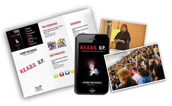 Awareness collateral and events