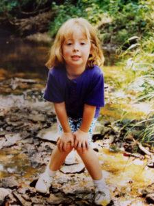 McKenna age 5